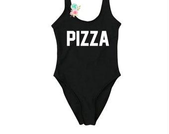 50ebcb6184ee2 One Piece Swimsuit. Bride Swimsuit. Bride Bathing Suit. Bachelorette  Bathing Suit. Honeymoon Swimwear.