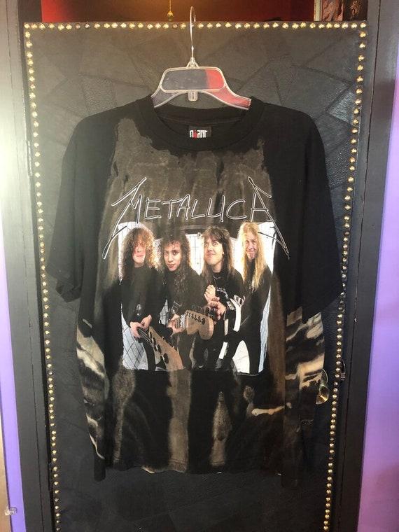 Vintage 90s Metallica Garage Days Revisited T-shir