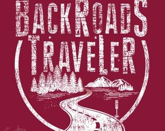 BACKROADS TRAVELER