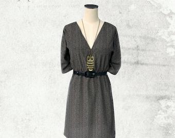 PDF Sewing Pattern Woman's Lilly Kimono Dress - D1403 Sizes 6-16