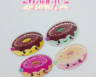 Donut delight x-ray markers with initials