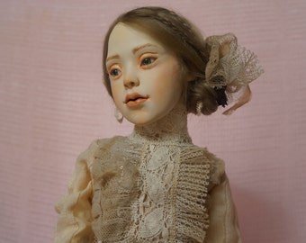 Arseny art doll ooak