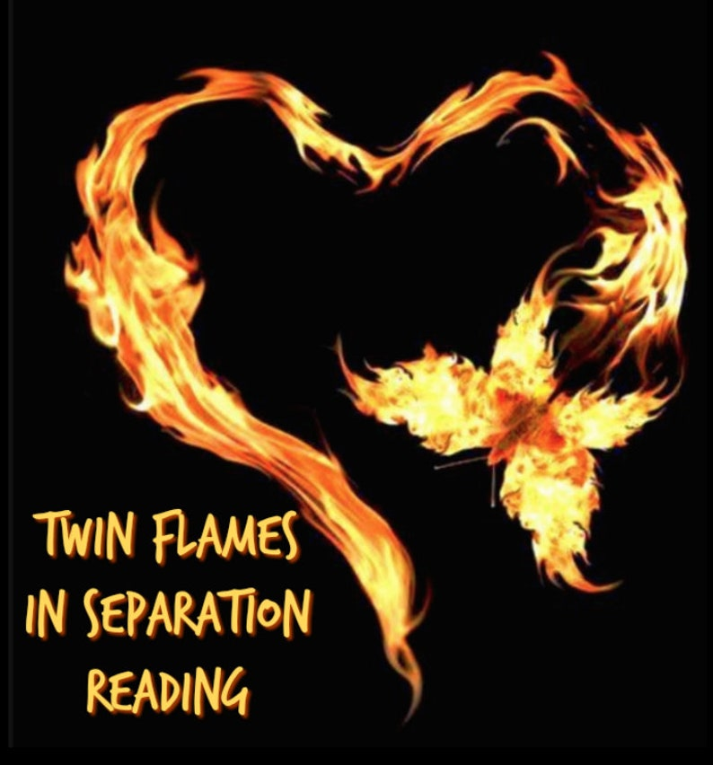 Twin Flames in Separation Reading