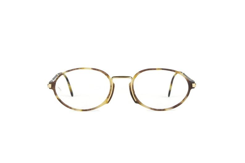 1f5d1a2dd4 Vintage eyeglasses Rodenstock  unisex panto tortoise glasses vintage brown  unworn retro hipster eyewear men women - Classical Sense