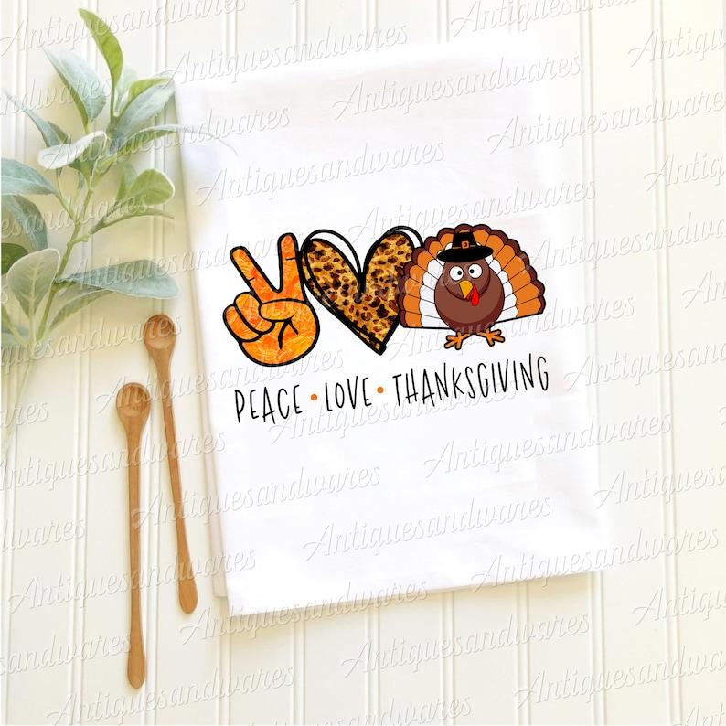 Download Peace Love Thanksgiving Svg Turkey Thanksgiving Svg ...