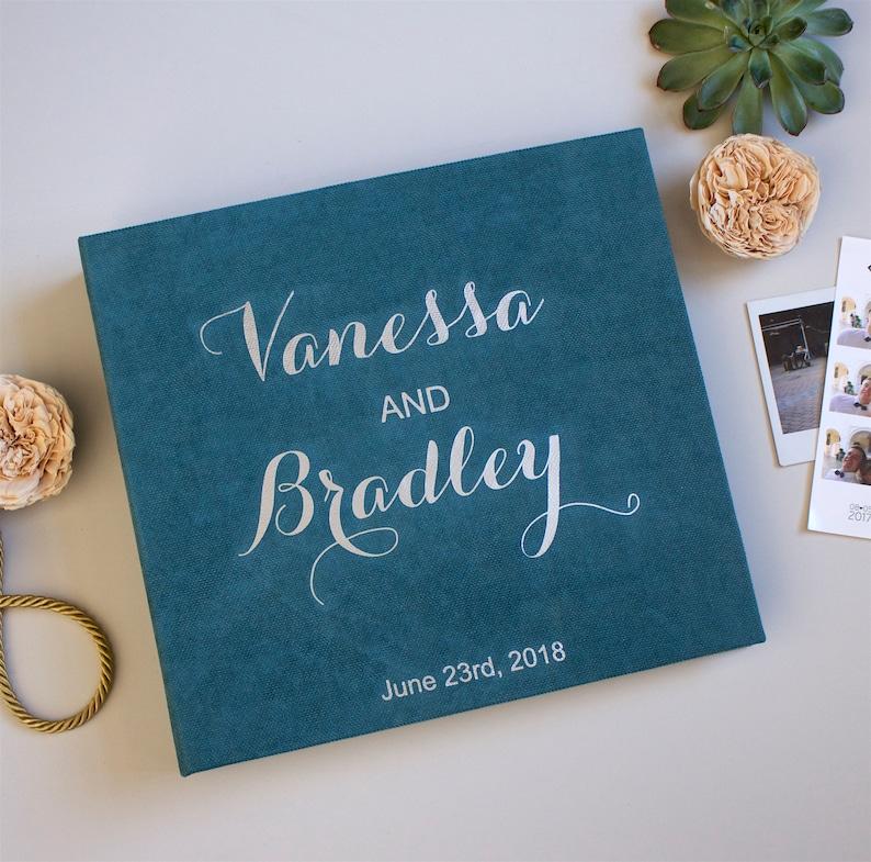 Wedding Guest Book Wedding Guest Book Alternative Rustic Wedding Guest Book Wedding Guest Book Ideas Unique Wedding GuestBook Instax Album