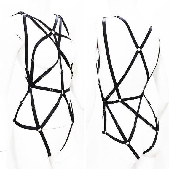 Harness Bra Body Harness Harness Lingerie Cage Bra
