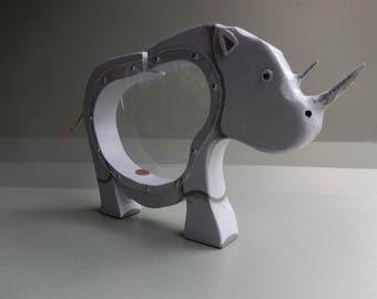 Rhinocerous Bank