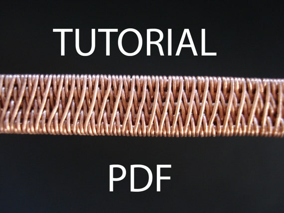 Wire Weave Jewelry Tutorials Trusted Wiring Diagram