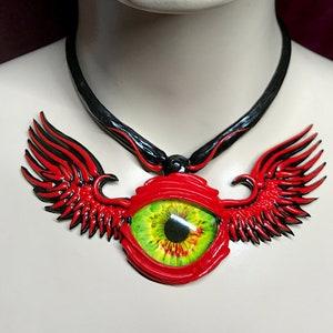 Glide latex Necklace
