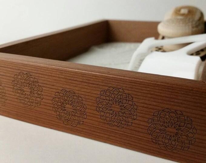 Mini Zen Garden, Tube Torus Design