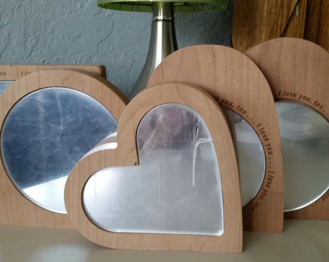 DIY Love and Gratitude mirrors