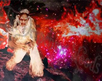 Cosmic Krampus