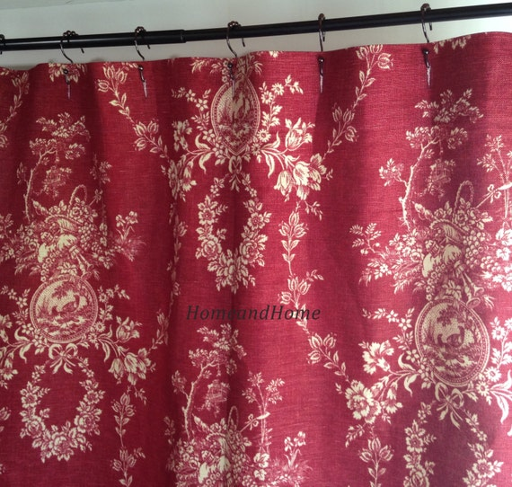 Shower Curtain Long Extra Wide