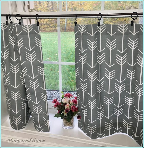 Magnificent Valance Cafe Curtains Curtain Valance Grey Valance Topper Kitchen Cafe Curtains Window Valance Window Curtains Kitchen Valance Arrow Valance Home Interior And Landscaping Palasignezvosmurscom