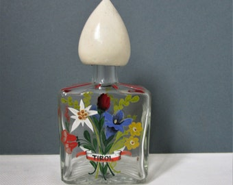 Mini Perfume Bottle With Hand Painted
