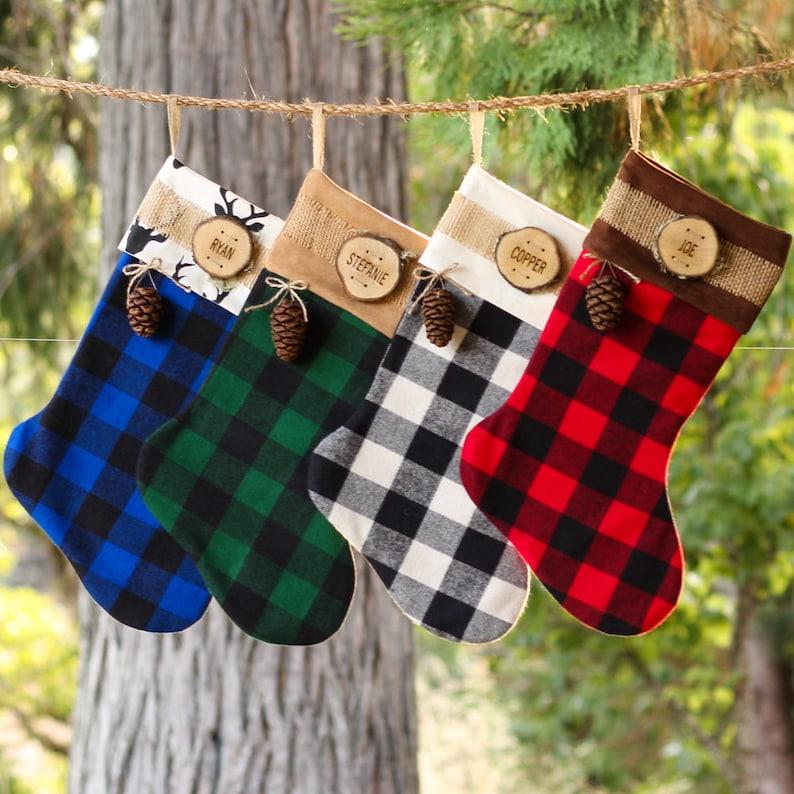 64f6d91834e 2019 Personalized Christmas Stocking Family Christmas