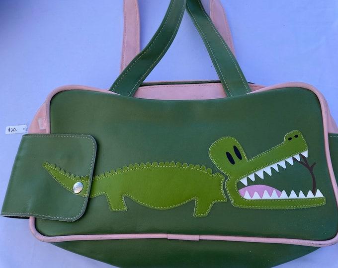 Paul Frank Alligator Bag