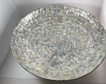 Mother of Pearl Bowl Jamie Young