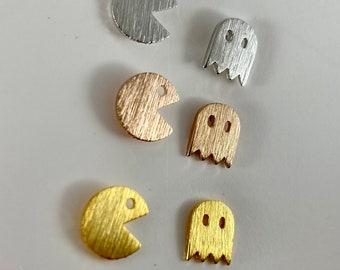 Pac Man Earrings