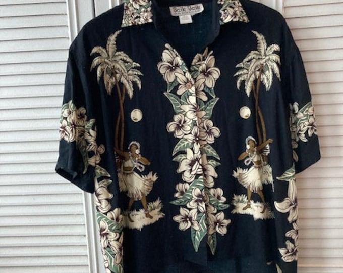 Baik Baik Honolulu Hawaiian Shirt