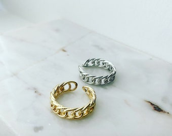 Chain Rope Ring
