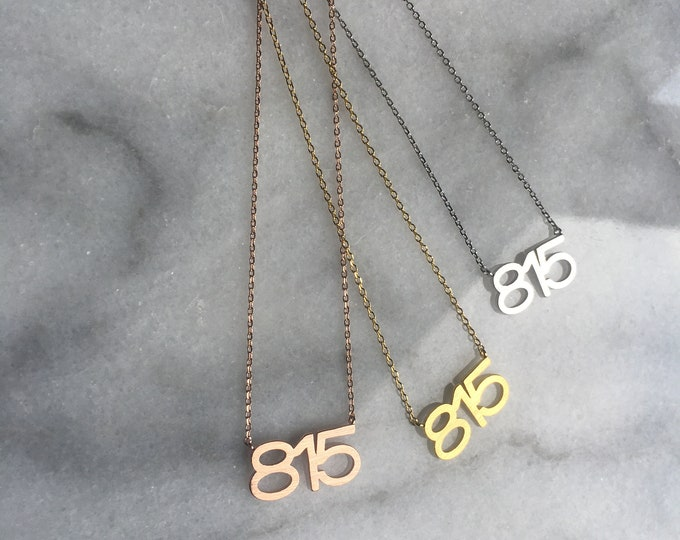 815 Necklace