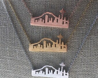 Seattle Necklace