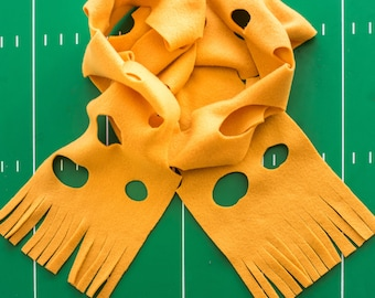 Cheese Scarf