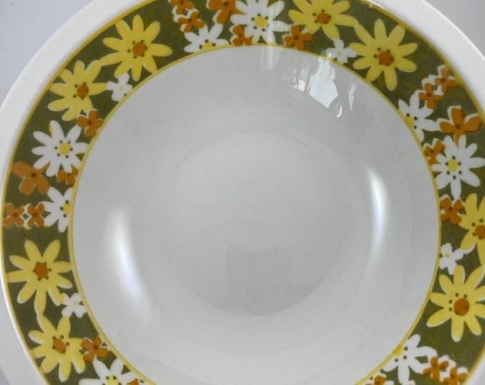 Mikasa Daisies Bowl
