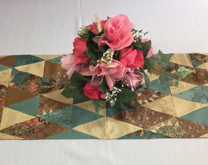 Dining Table Runner,Dining Room Table Runner, Dining Table Decor, Modern Table Runner, Housewarming Gifts, Geometric Runner, Wedding Gifts
