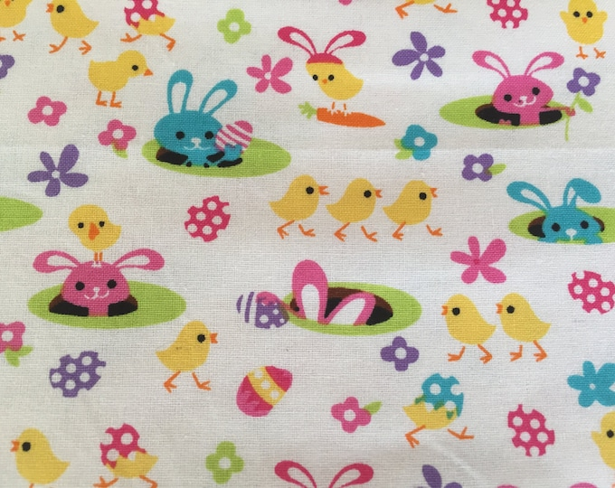 Easter Placemats, Easter Bunny Placemats, Easter Chicks, Pastel Placemats, Easter Egg Placemats, Yellow Chicks, Spring Decor, Easter Decor