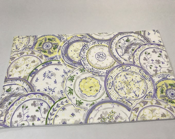 Lavender Placemats, Set of 4 Placemats, Floral Placemats, Lavender Floral Placemats, Custom  Placemats, Housewarming Gifts, Newlywed Gifts
