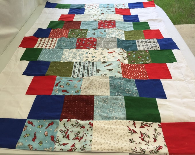 Flannel Blanket, Flannel Throw Blanket, Winter Flannel Blanket,  Gender Neutral Blanket, Birthday Gift Boy,Birthday Gift Girl,Warm Cozy Gift
