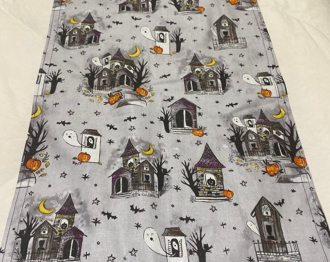 Halloween Table Decor, Haunted House Decor, Halloween Table Runner, Halloween Decor, Halloween Table Toppers, Halloween Party Decor,