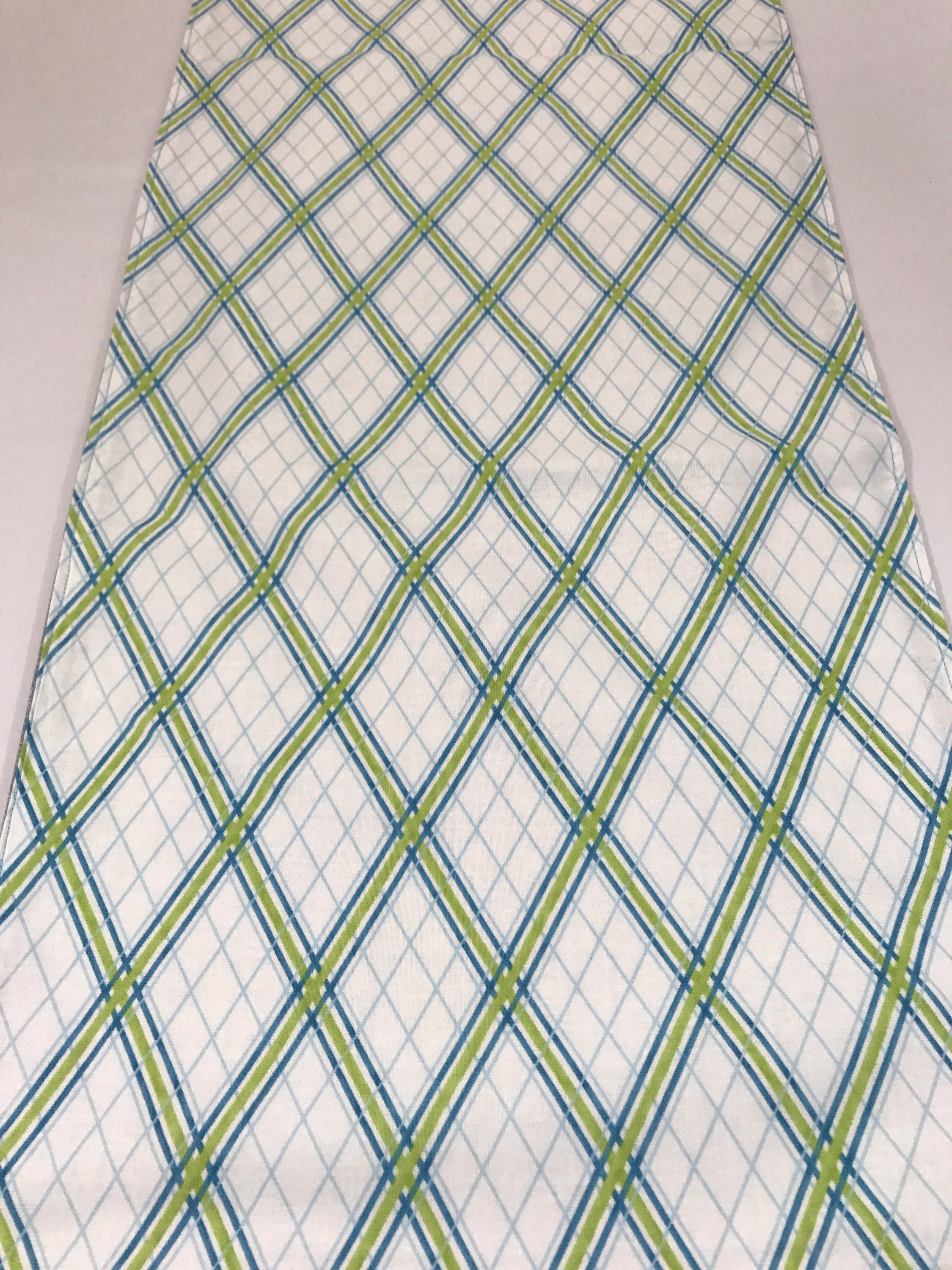 ... Green Table Decor, Reversible Table Runner. Gallery Photo ...