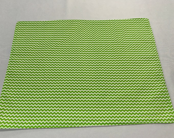 Kitchen Table Placemats, Kitchen Table Place Mats, Set of 4 Placemats, Kitchen Table Mats, Green Placemats, Housewarming gift