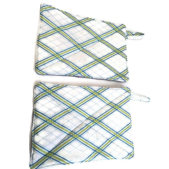 kitchen hot pads kitchen trivets kitchen pot holders fabric hot pads quilted hot pads kitchen linen set housewarming gifts - Kitchen Hot Pads