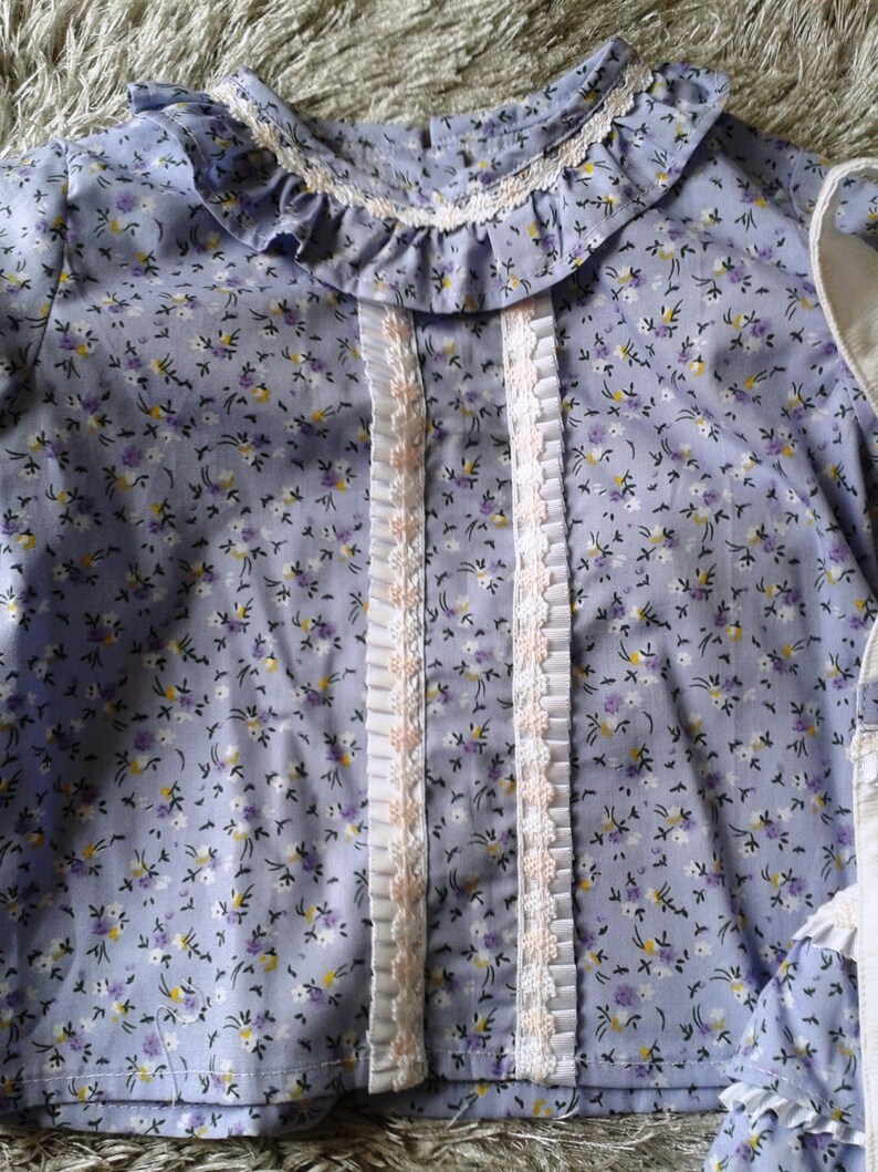 spanish handmade girl outfit toddller purple shirt baby girl ruffle bloomers and shirt kids white short pants newborn kids clothes