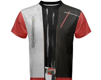 5e590a40692f Men s Carlos Descendants Inspired Shirt