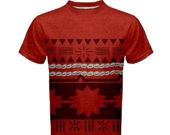 Men's Moana Inspired Shirt