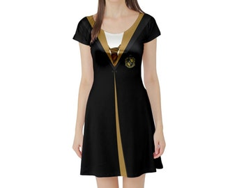 Hufflepuff Dress Etsy