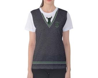 Women's Slytherin Harry Potter Inspired Shirt