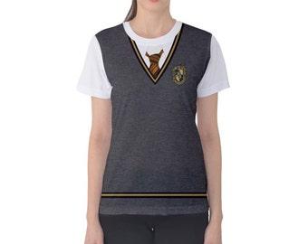 Women's Hufflepuff Harry Potter Inspired Shirt