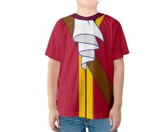 Kid's Captain Hook Peter Pan Inspired Shirt