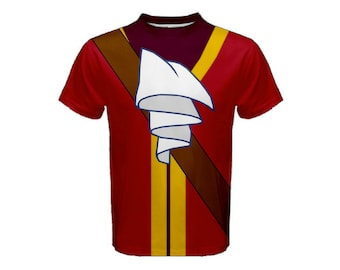 Men's Captain Hook Peter Pan Inspired Shirt
