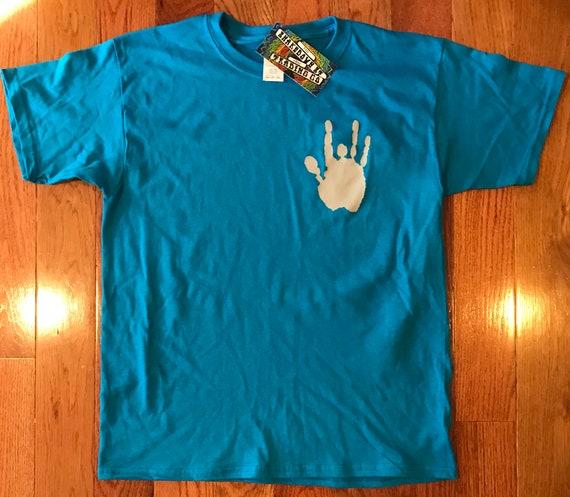 e44cda4a SALE Jerry Garcia youth L t-shirt Grateful Dead screen print | Etsy