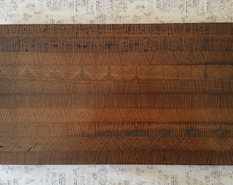 Reclaimed Wood wall art - Oak Mosaic