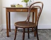 Original Vintage Thonet Bentwood Bistro Chair