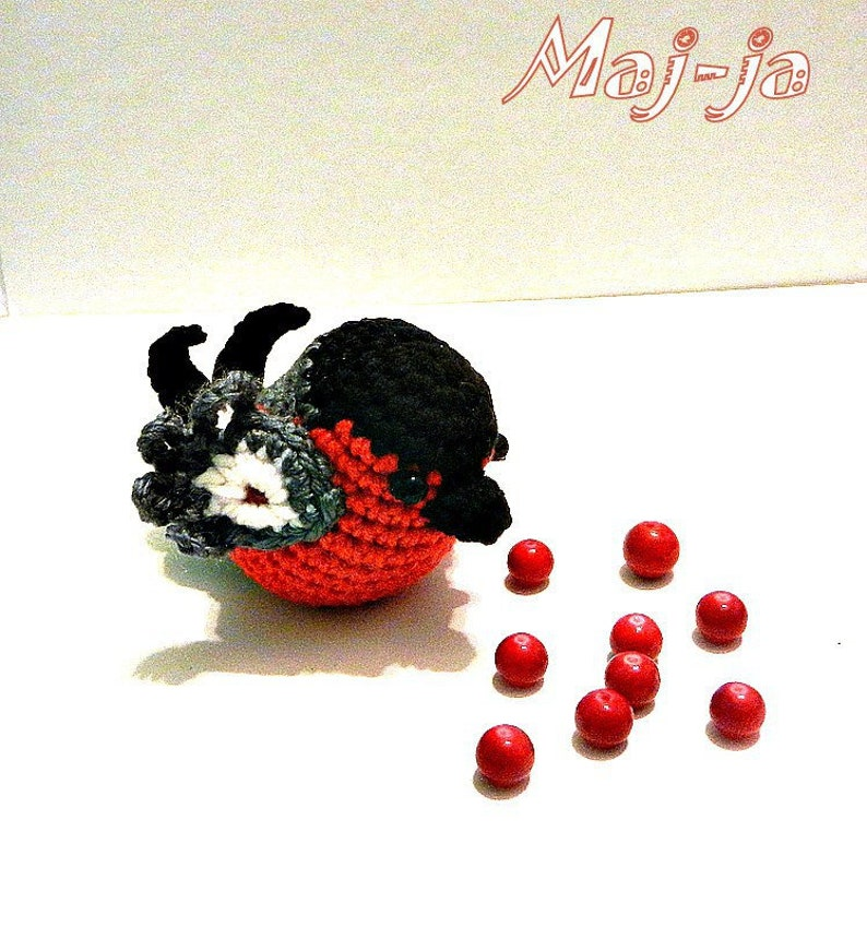 Baby birds in a nest – Tremendu Crochet | 849x794
